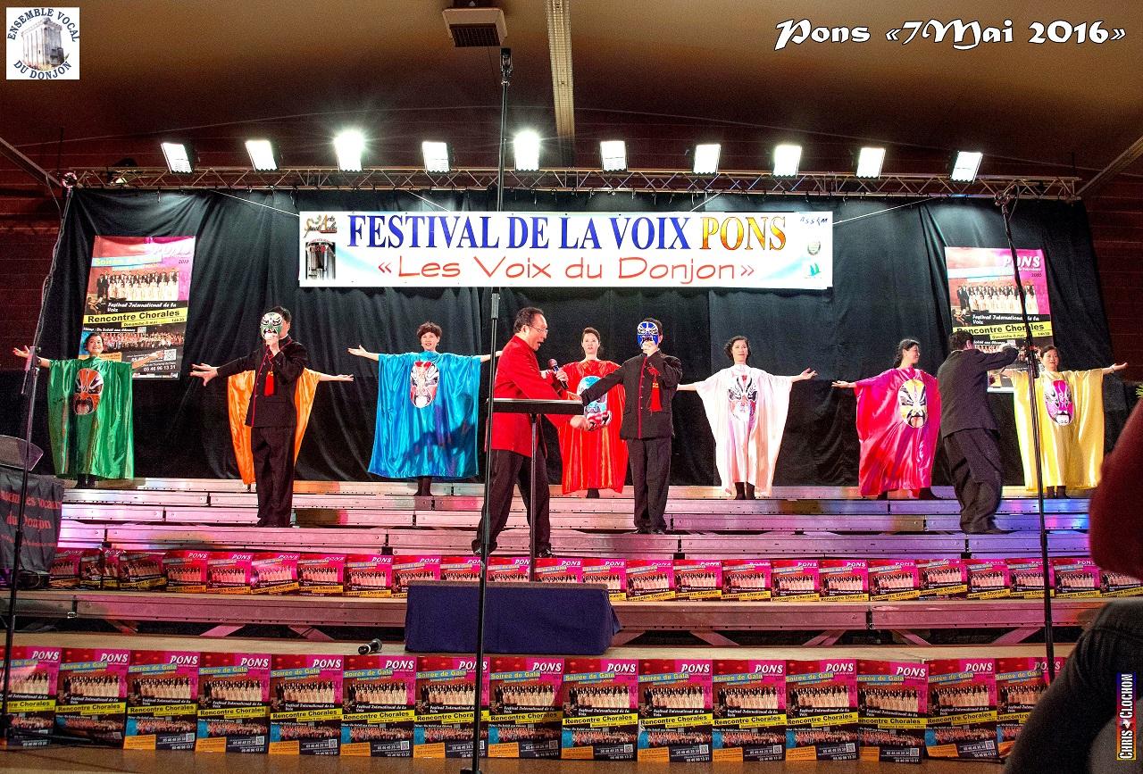 Soirée de Gala à Pons le 7 mai