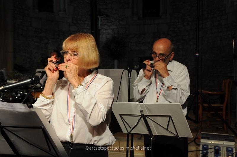 Concert du 23 septembre à St Georges de Didonne