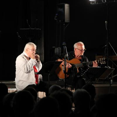Pierre Couteau  et Christian Zago - 1