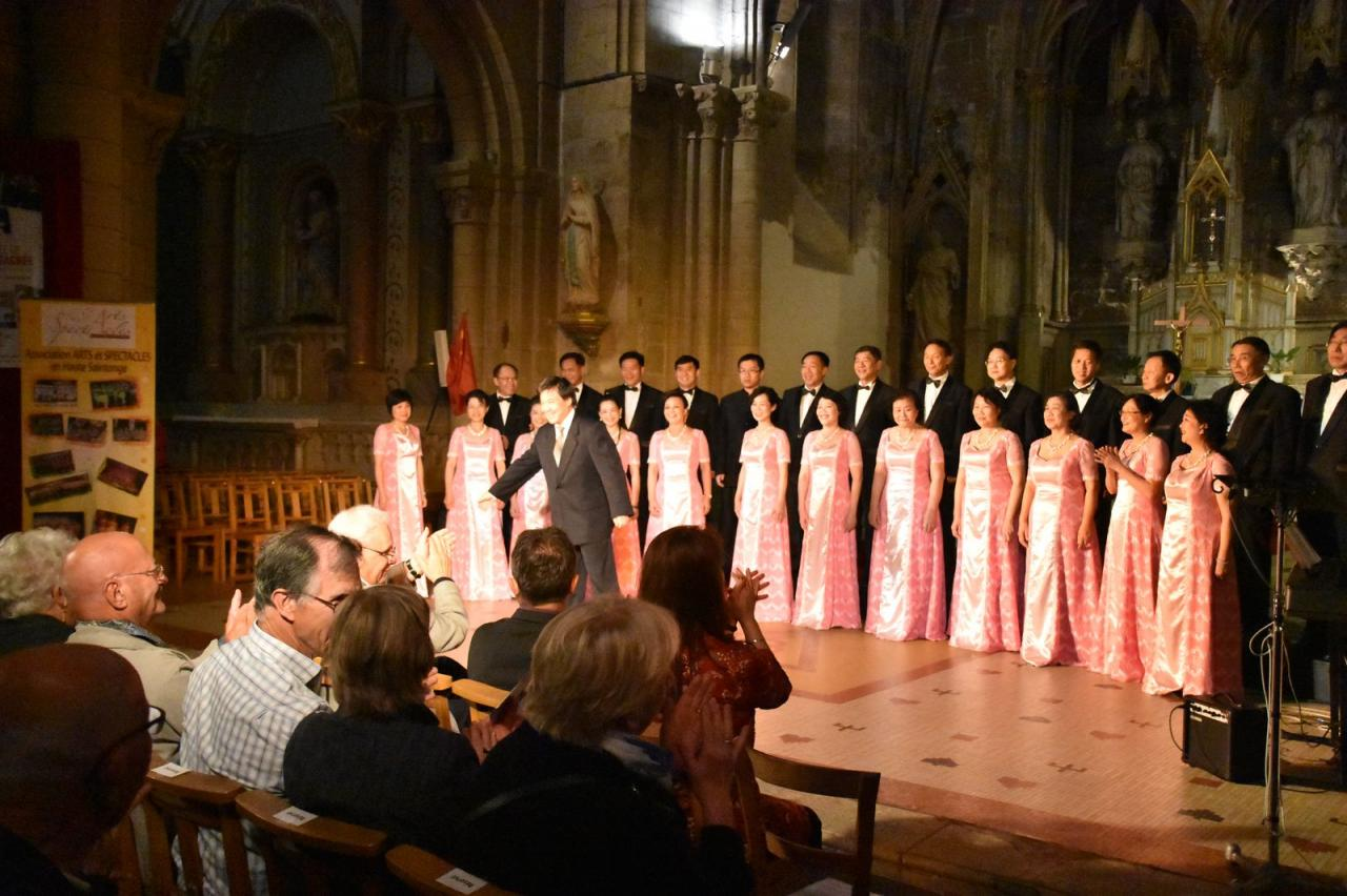 Chorale chinoise